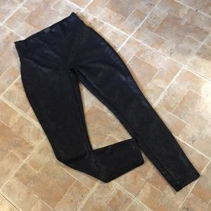 Spanx high waisted leggings size women's large